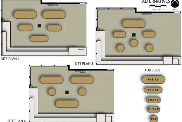 Farm Tub Example Site Plan